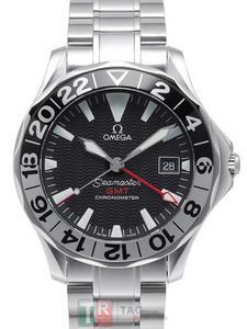 Kopie Uhren Omega Seamaster GMT COLLECTION 2.234,50 [8f4c]